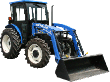 New Holland Cab and Enclosure - Workmaster 45, Workmaster 55